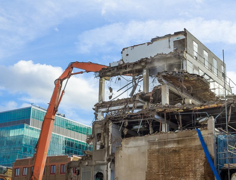 Demolition Contractors Essex